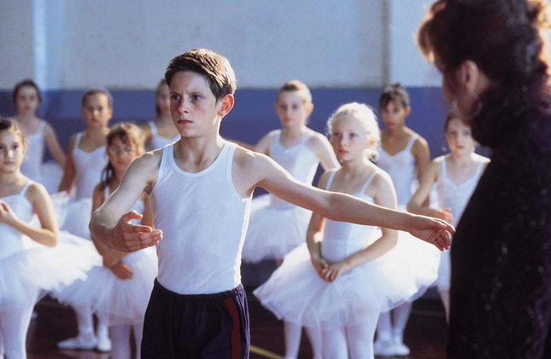 billy elliot clase danza
